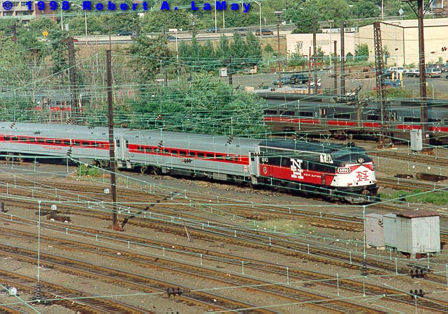 The Shore Line East Commuter Railroad in Pictures © Robert A